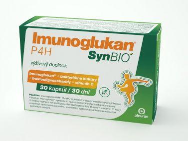 Imunoglukan P4H® SynBIO 30 kapsúl
