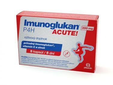 Imunoglukan P4H® ACUTE! 300 mg
