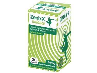 ZenixX® Balance 30 kapsúl