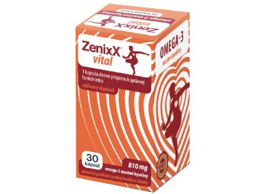 ZenixX® Vital 30 kapsúl